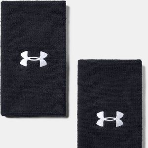"""Under Armour 6"""" Performance Wristband (2 pack)"""